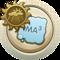 Spent First Emblem of Cosma