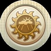 First Emblem of Cosma