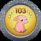 Piggy Hash Slinger 1st Class