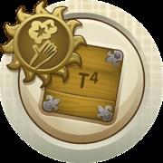 Spent First Emblem of Alph