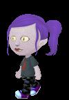 Violet Fludora Rye