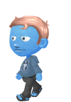 Cobalt BlueTony