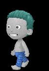 The Grubby Kid