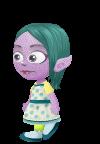 TurquoiseHairGirl