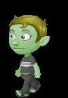 Dagbert the elfen