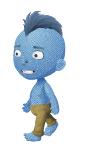 Blue Oats