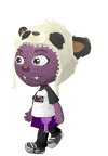 Violet Lapin