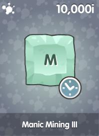 Manic Mining III