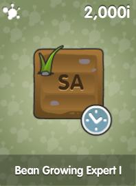 Bean Growing Expert I