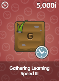 Gathering Learning Speed III