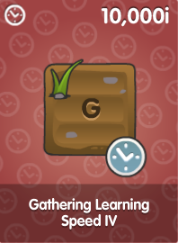 Gathering Learning Speed IV