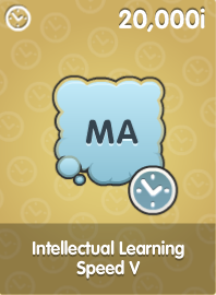 Intellectual Learning Speed V
