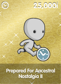 Prepared For Ancestral Nostalgia II