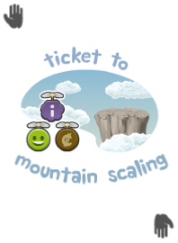 Ticket to Mountain Scaling